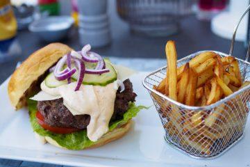 Magisk hamburgerdressing