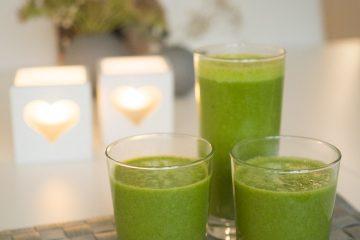 Sandras gröna smoothie