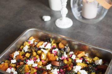 Kryddiga gnocchis med sötpotatis och rotselleri