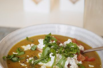 Rotfruktssoppa med curry