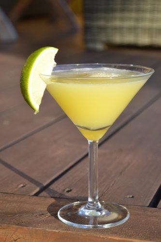 Somriga drinkar - Ananascosmo