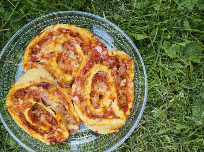 Glutenfria pizzabullar
