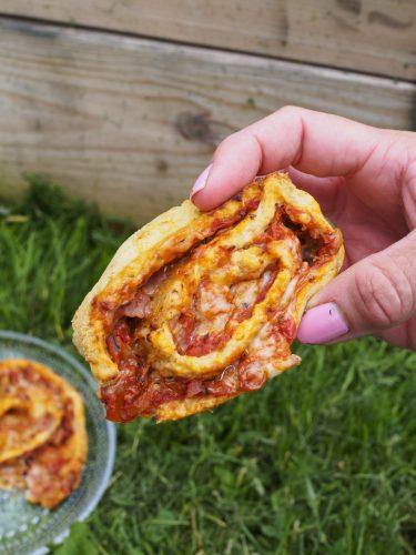 Snabba pizzabullar