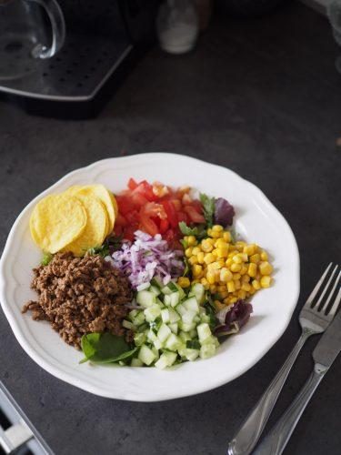 Vad jag äter på en dag - lunch